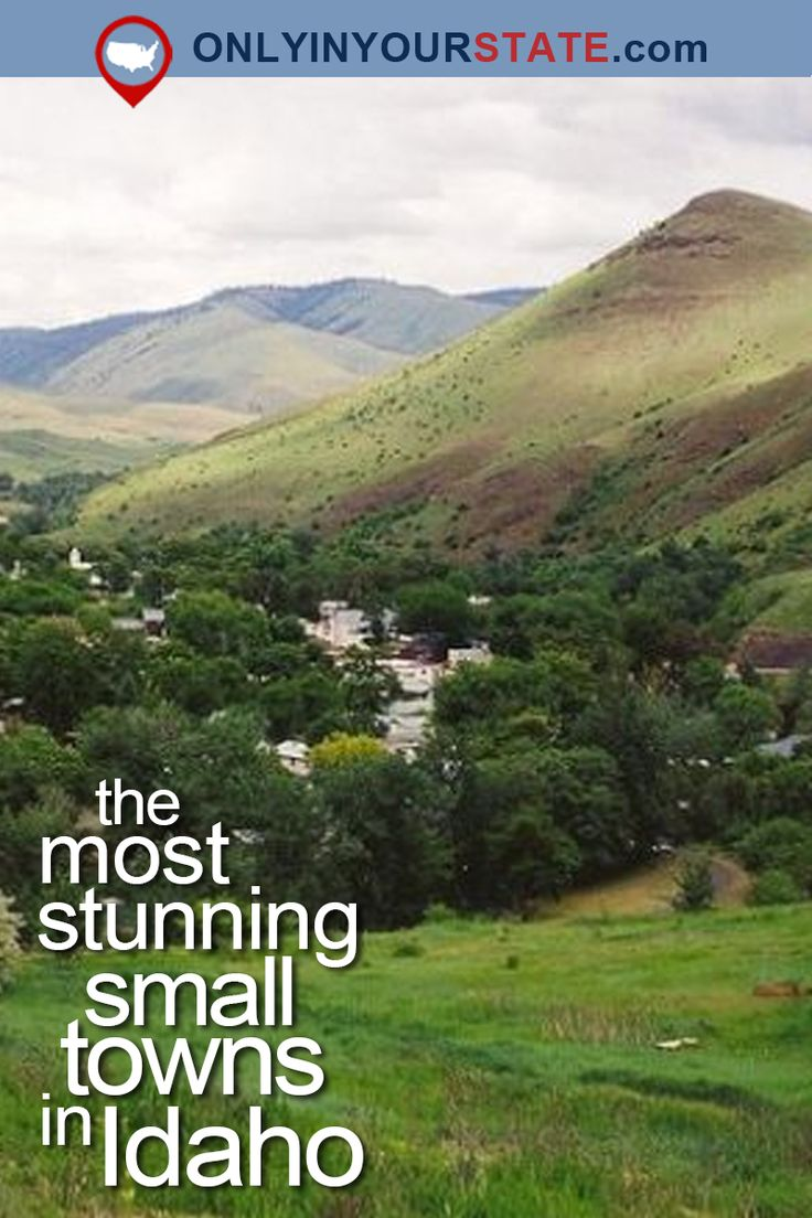 Travel | Idaho | USA | Small Towns | Charming Towns | US Towns | Places To Visit | Road Trips | Beautiful Places