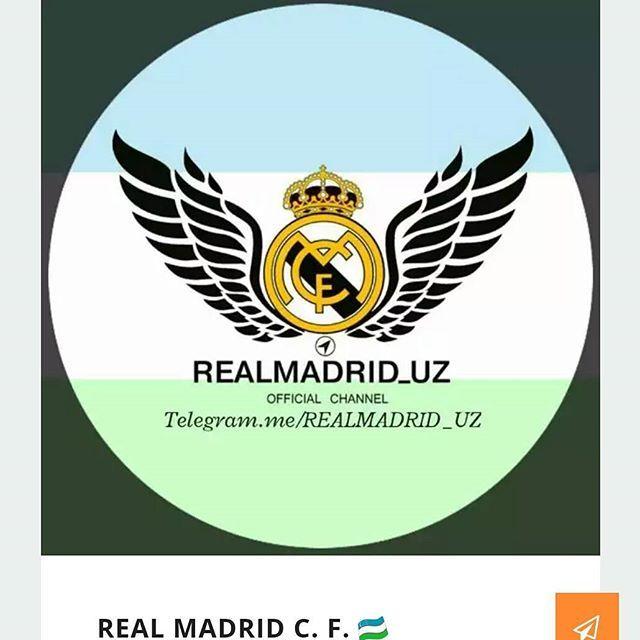https://telegram.me/realmadrid_uz . REAL MADRID C. F. 🇺🇿 channel.. . #tlgram_me #telegram  #theimage  #channels #channel  #ad  #instagram  #instagram