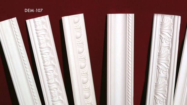 Decorative Cornices Series 1. Find it at: http://www.outwater.com/lg_display.cfm/page/T-4/catalog/2016_Master_Catalog