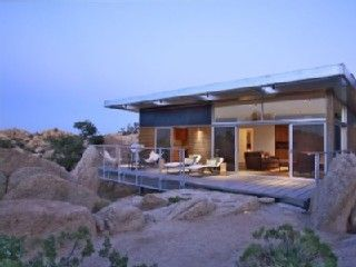 Yucca Valley House Rental: Dwell Published Modern Home Near Joshua Tree National Park | HomeAway