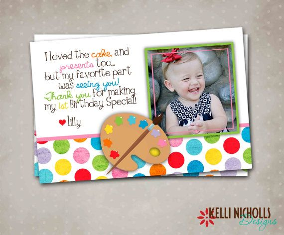 Best Thank You Cards Thank You Notes Images On Pinterest - Children's birthday thank you notes