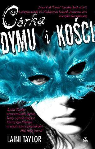 Okładka książki Córka dymu i kości