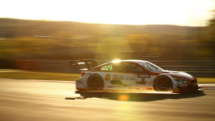 AUGUSTO FARFUS #18 BMW Team MTEK
