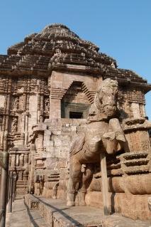 Konark, The temple of the sun, Odisha