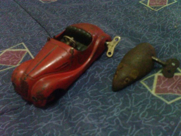 vintage schuco Toys