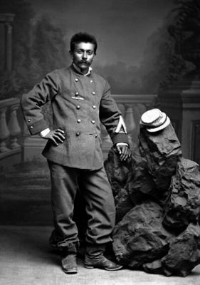 Rufino Ramírez, Soldado, Unidad desconocida