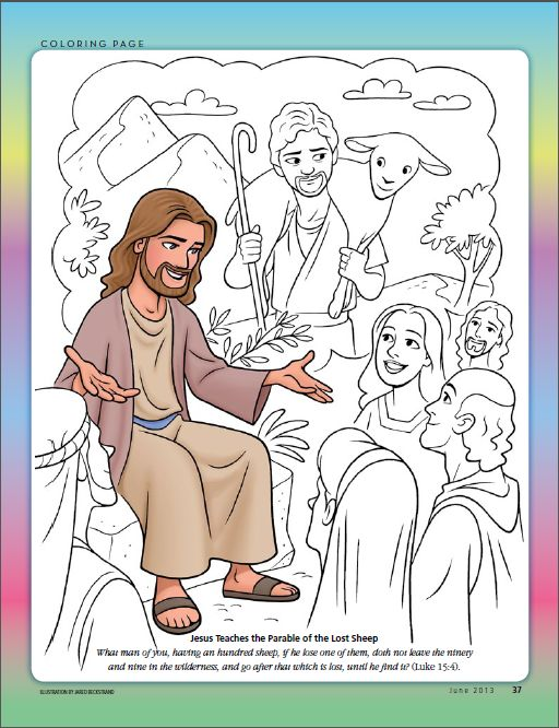 an analysis of the teachings of jesus in the parables It was told to the religious elders who disputed jesus' teachings and resented  him entering the temple this parable denotes god, who jesus is, his purpose,.