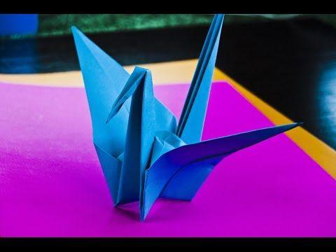 How to make an Origami Crane - 1000 Sadako Paper Peace Cranes ... | 360x480