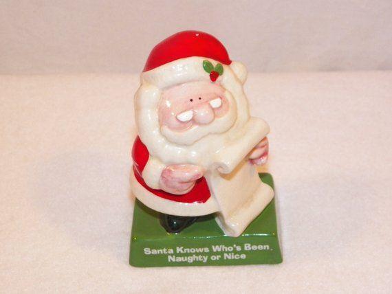 1985 Kersten Brothers Christmas Figurine Vintage Christmas Etsy Christmas Figurines Brother Christmas Vintage Christmas