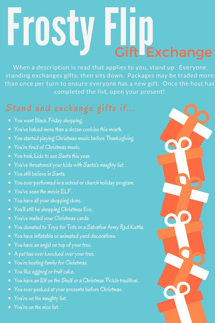Imágenes de Christmas Gift Exchange Ideas For Small Group