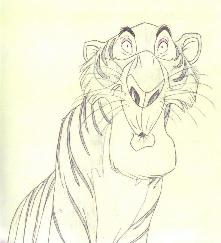 Disney Character Design Book : Best jungle book images on pinterest the