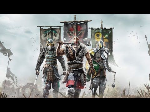 Beasting and Feasting against Subcriber (For Honor)