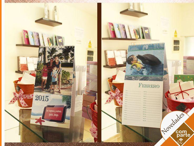Impresión Digital, Calendario, hermoso detalle!  Escríbenos a contacto@comparte.com.pe  T: (511) 358 3751