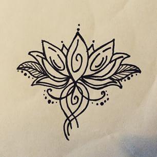 lotus flower mandala design - Google Search