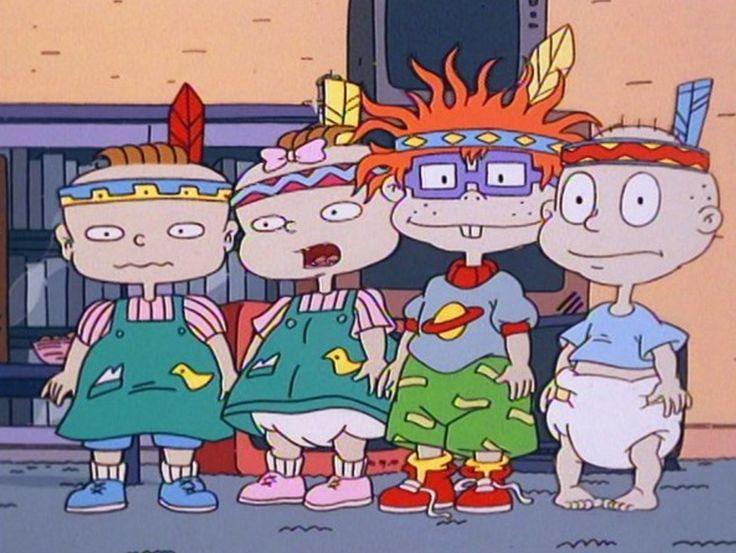 Kinderserien 90er Zeichentrick