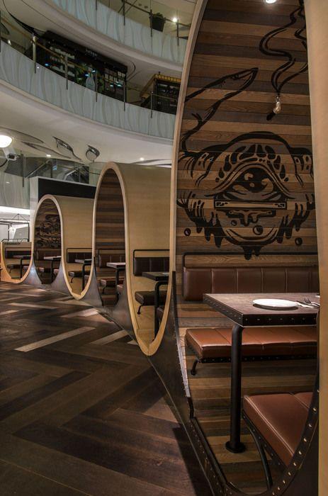 Best 25+ Restaurant booth ideas on Pinterest | Banquette ...