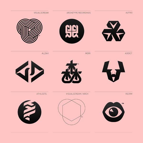 Jan Vranovsky Czech Republic Geometric Graphic Design Czech Tattoo Republic Symbol