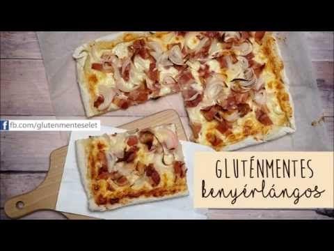 Gluténmentes kenyérlángos készítése videóban                    Gluténmentes élet