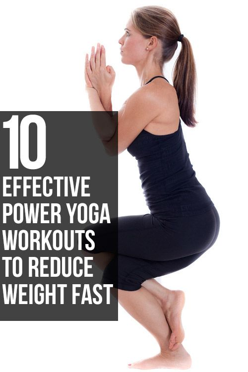 Follow the simple and easy steps mentioned below and get started with an all new power yoga fitness regime!