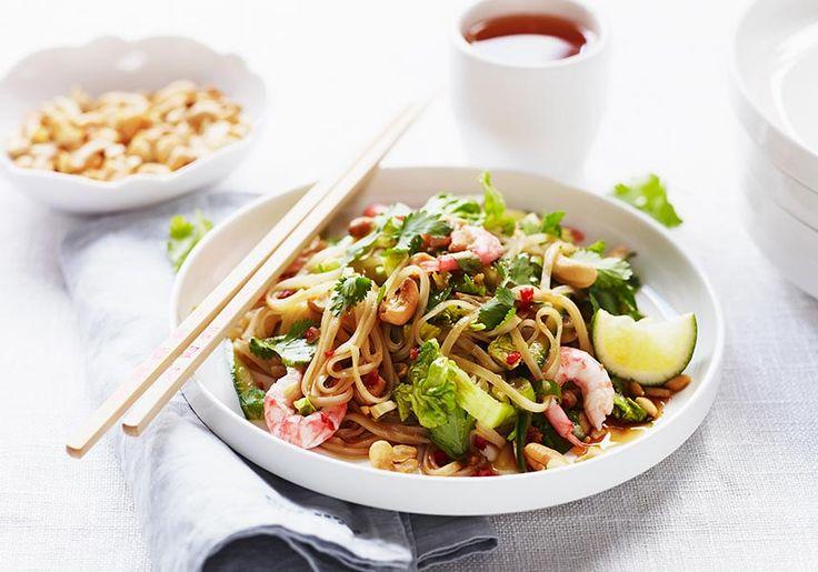 Wok med biff och asiatisk sås - Recept - Arla