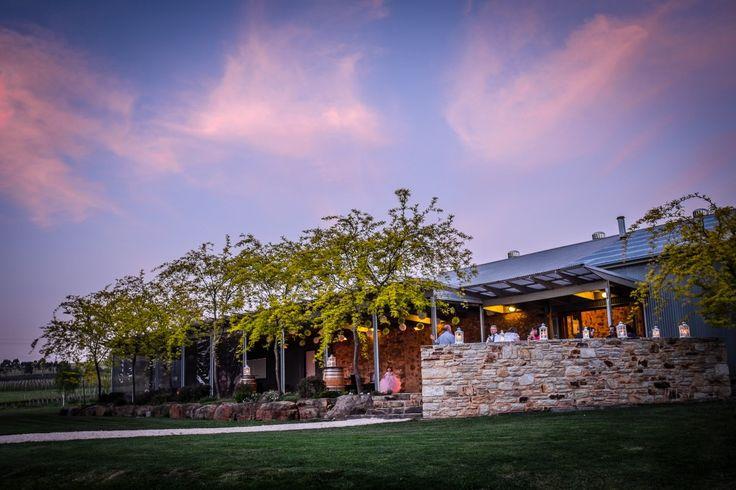 HOWARD VINEYARD // Adelaide Hills, SA // via #WedShed http://www.wedshed.com.au/wedding_venues/howard-vineyard/