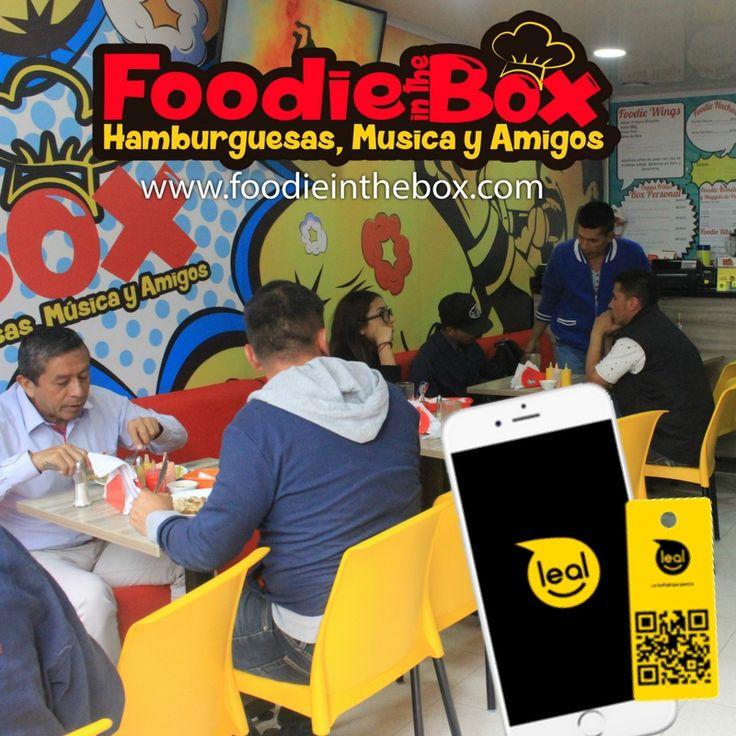 #FoodieInTheBox Unete a #Leal y disfruta los beneficios que tenemos para ti por ser un cliente fiel. http://foodieinthebox.com/