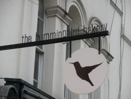 The Hummingbird Bakery - compulsory cupcake stop!