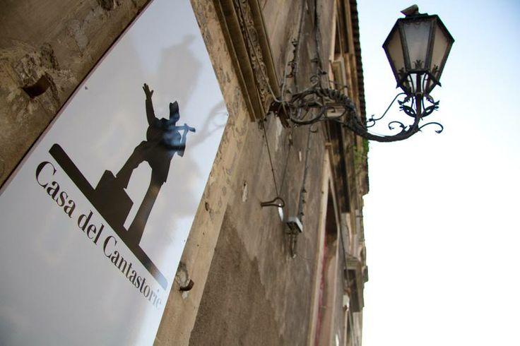 Casa Museo del Cantastorie #ndm14 #ndm14italia #catania