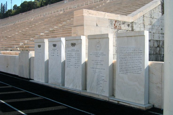 Wally Gobetz - Kallimarmaron Stadion Athens Greece #hellas #stadium https://www.flickr.com/photos/wallyg/206089889