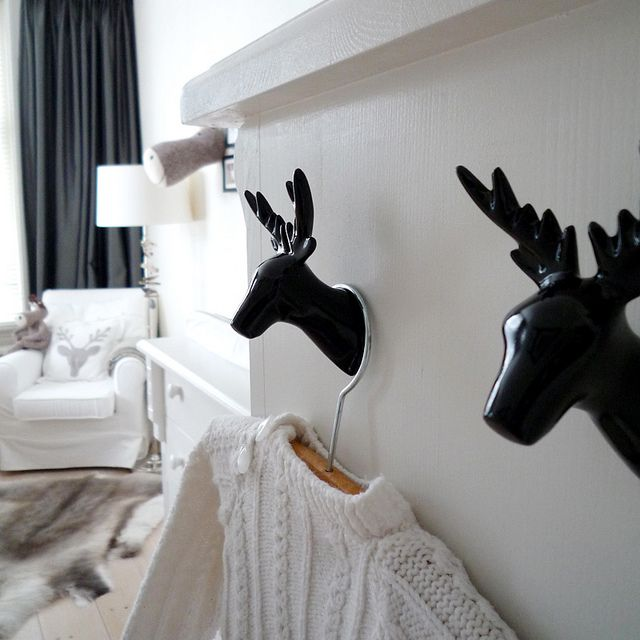 baby, kids room, deer, natural  © by MyDeer.nl