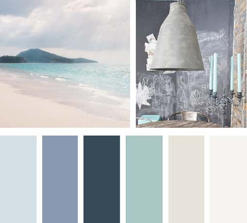 M s de 25 ideas incre bles sobre pintura gris azulado en - Pintura gris azulado pared ...