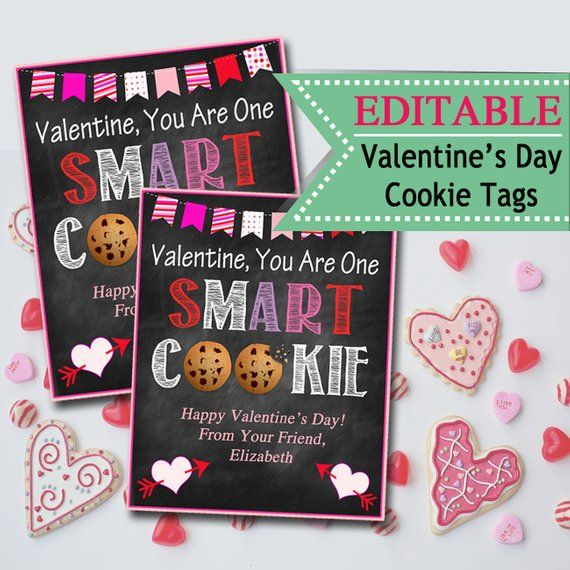 Cookie Tag Digital Download Valentine/'s Day Gift Tag Fish Tag You/'re a Great Catch Printable Tag