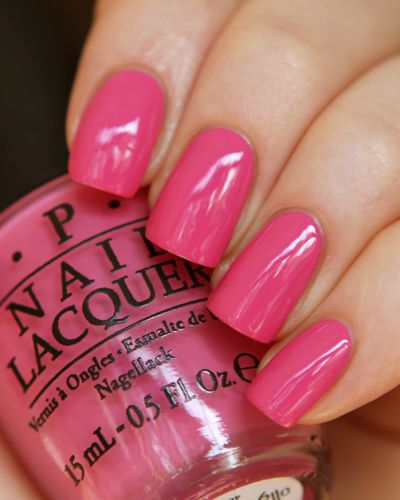 OPI Nordic Collection (release Fall/Winter 2014) - SUZI HAS A SWEDE TOOTH