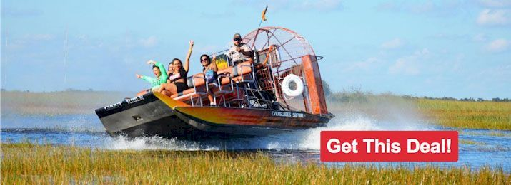 Everglades Airboat Adventure Tour With Transportation From Miami Only 38 Save 20 Https Www Destinationcoup Everglades Tour Florida Attractions Miami Tour