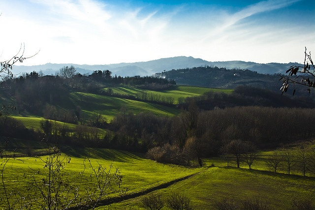 Colli bolognesi by luca.rg2, via Flickr