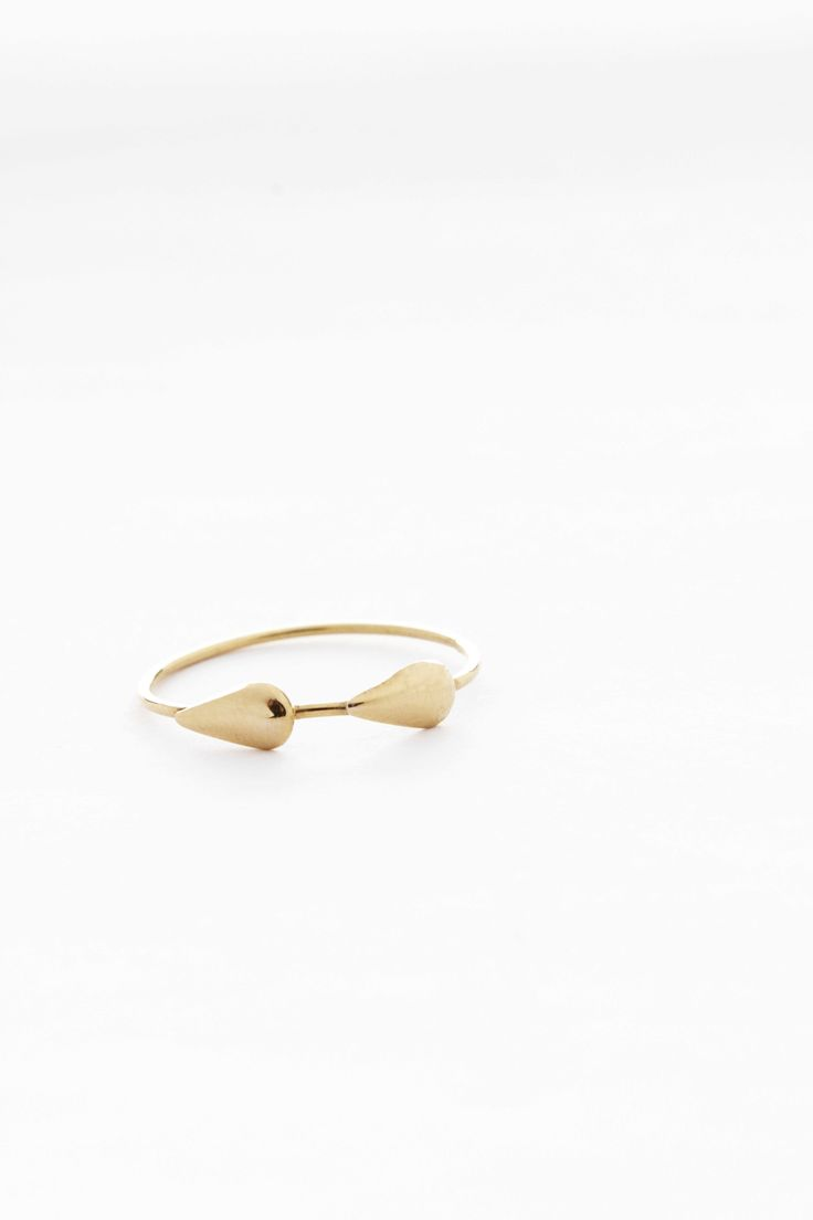 ring - oli - Anna Lawska Jewellery collection - feelings -