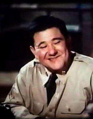Buddy Hackett- Army-WW2 anti-aircraft