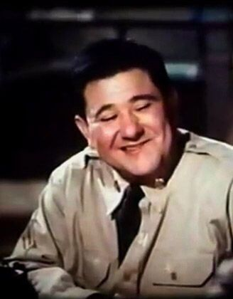 Buddy Hackett- Army-WW2 anti-aircraft