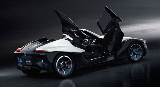 Nissan's BladeGlider: an electric sportscar fit for a superhero