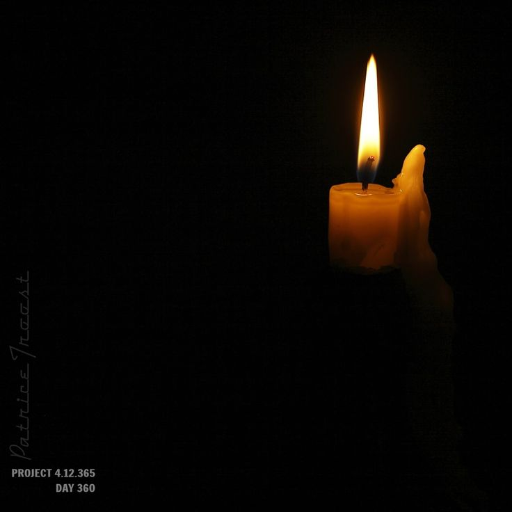 DAG 360: THE HUMAN SOUL #P412365 #zeeuw_the_series #candlelight #soul #photography #holland