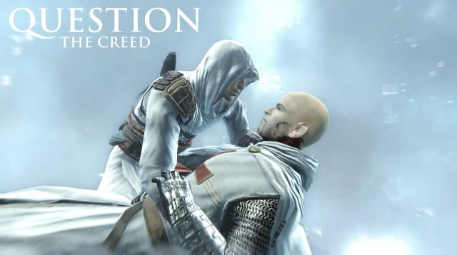 Question the Creed with the latest Assassin's Creed digital experience!
