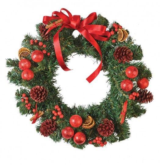 immagini di ghirlande natalizie - Cerca con Google