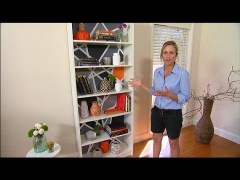 Tara Dennis: Designer Bookshelves, Ep 23 (04.07.14) malba