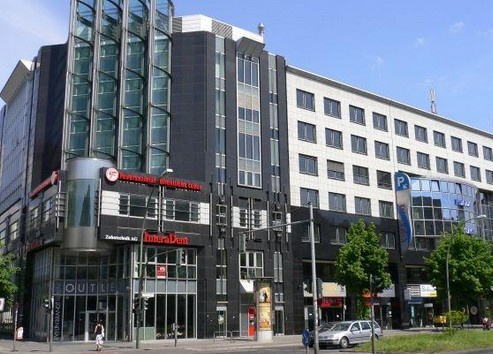 ARCADIA HOTEL BERLIN - Not your everyday design for sure! http://www.hotelsclick.com/hotels/Germany/Berlin/35161/Hotel-Arcadia_Hotel_Berlin.html