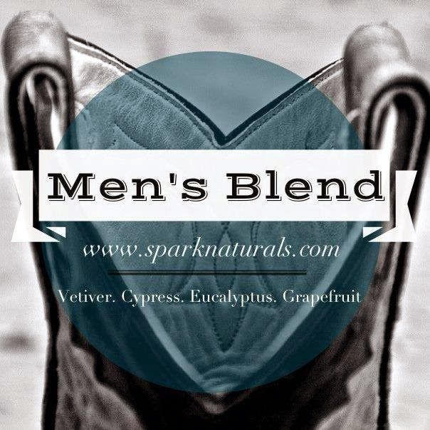 Spark Naturals Blog: Men's Blend