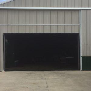 9 High Garage Door Screens In 2020 Garage Doors Garage Screen Door Diy Garage Door
