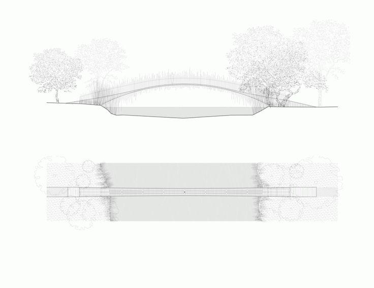 Pedestrian Bridge / Miró Rivera Architects