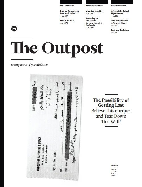 The Outpost, #3