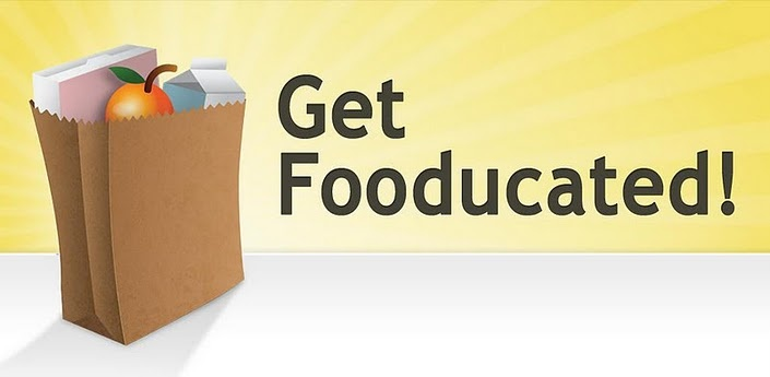 has a barcode scanner - scan labels to make healthier choices.  provides detailed nutritional info