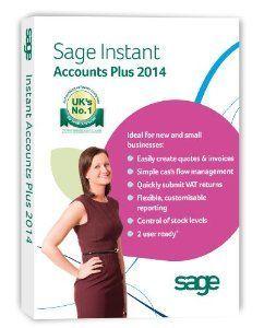 Sage Instant Accounts Plus 2014: ... #UKOnlineShopping #UKShopping